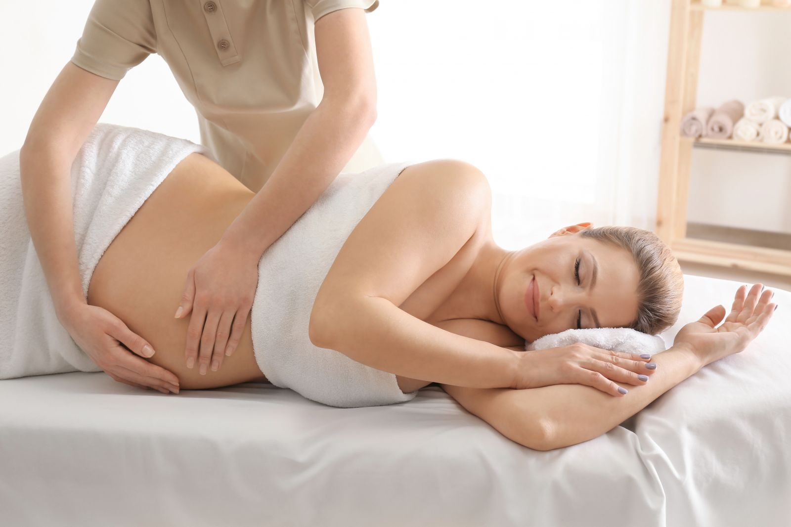 Everything you need to know about Prenatal Massage